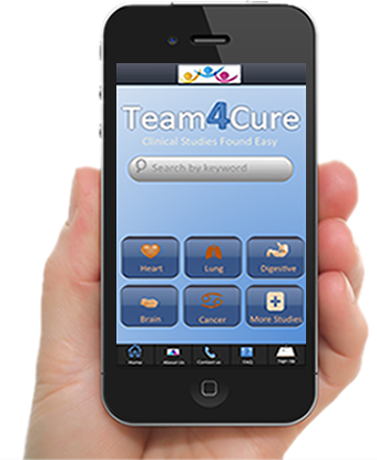 Team 4 Cure App | Download it today